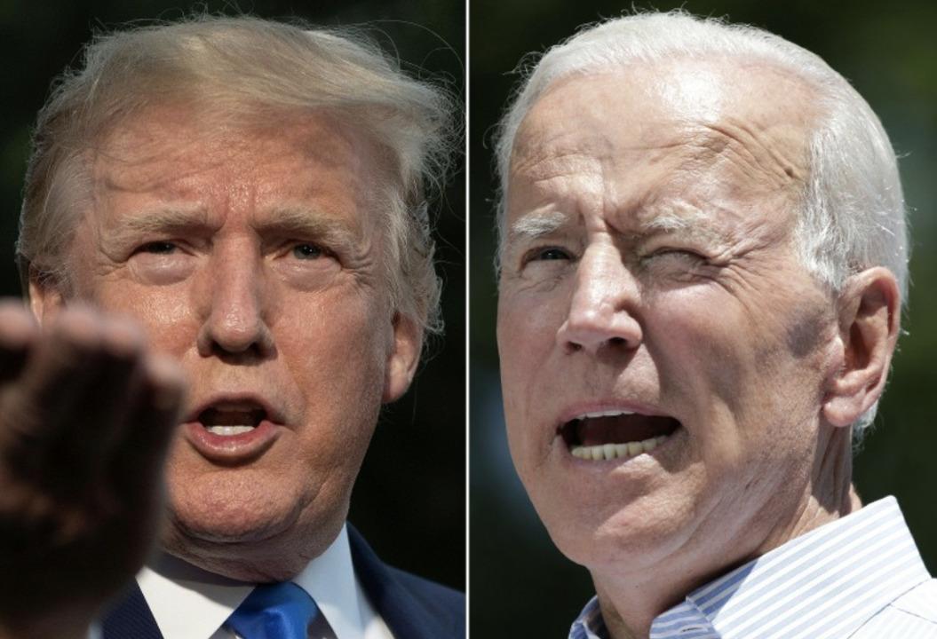 Margin tightening in latest presidential race polls as Biden leads