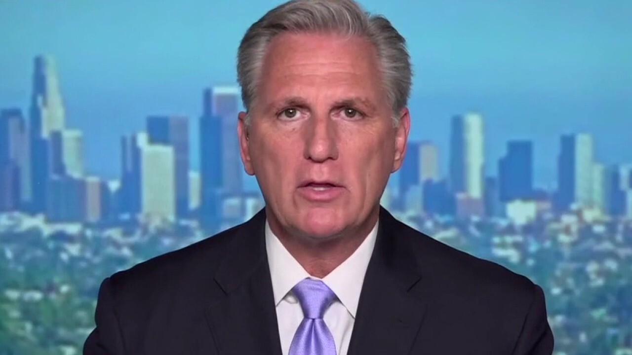 Kevin McCarthy: HR 1 politicizes a bipartisan federal election commission
