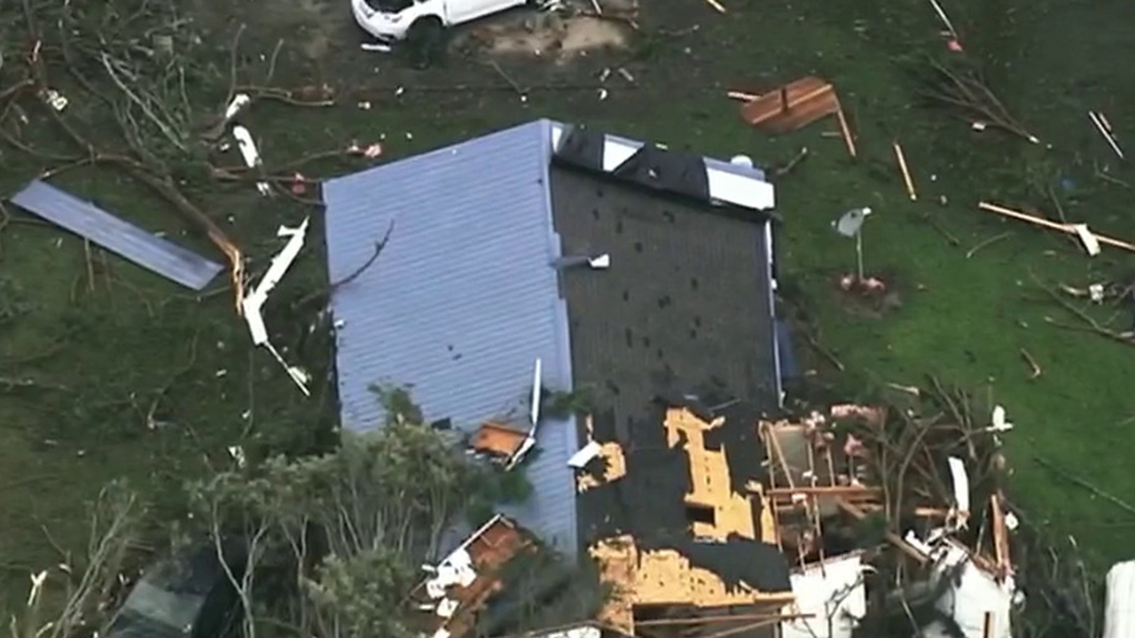Tropical Storm Isaias brings tornadoes to Maryland and Virginia