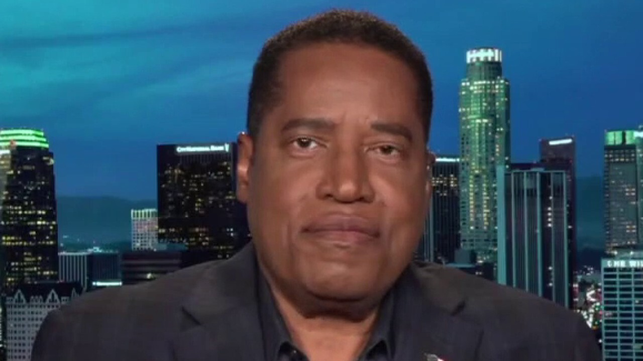 Larry Elder responds to 'evil, racist' article about his run for governor