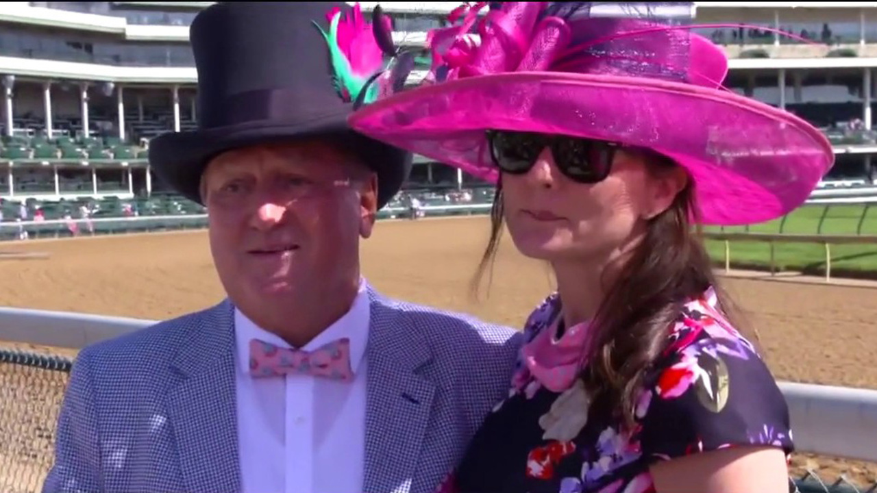 Fans, locals gear up for the Kentucky Derby