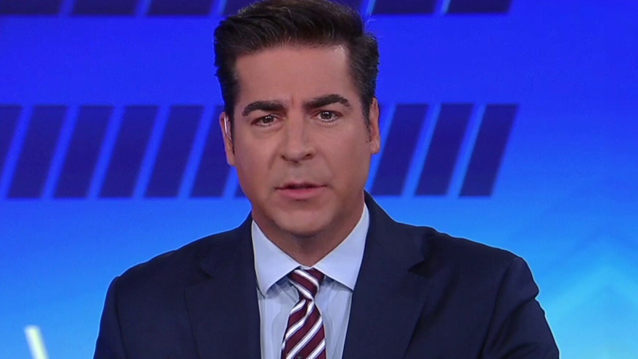 Jesse Watters: Biden isn't 'emotionally connected' to situation in Afghanistan