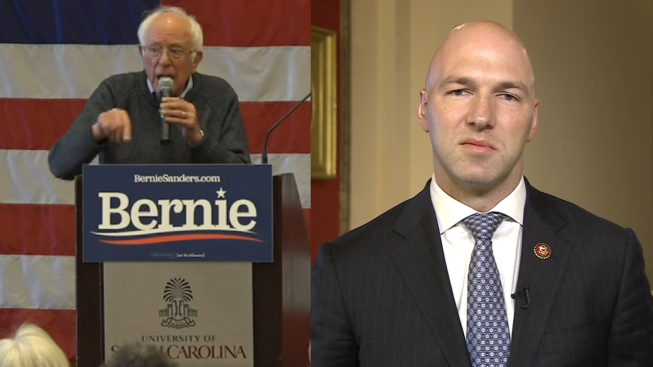 Exclusive: Congressman Gonzalez (R-OH) raises concerns over Sanders' Castro, Communism defense