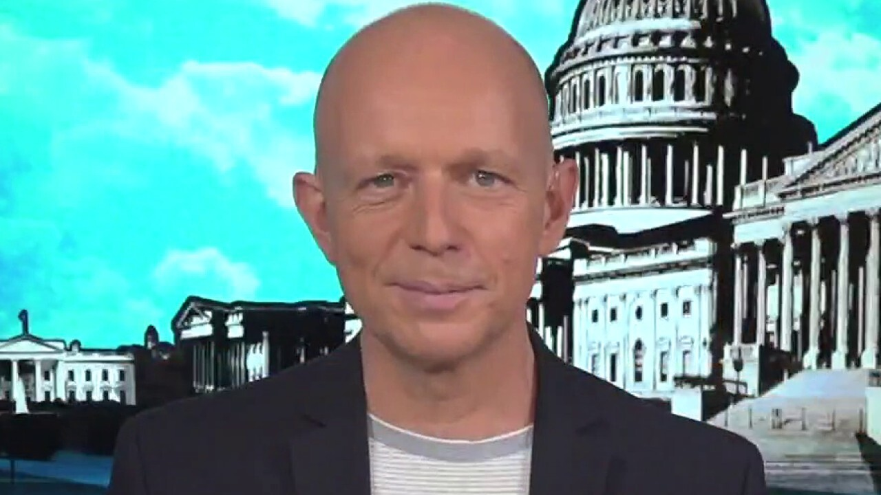 Steve Hilton: Biden in the process or 'ripping out' soul of America