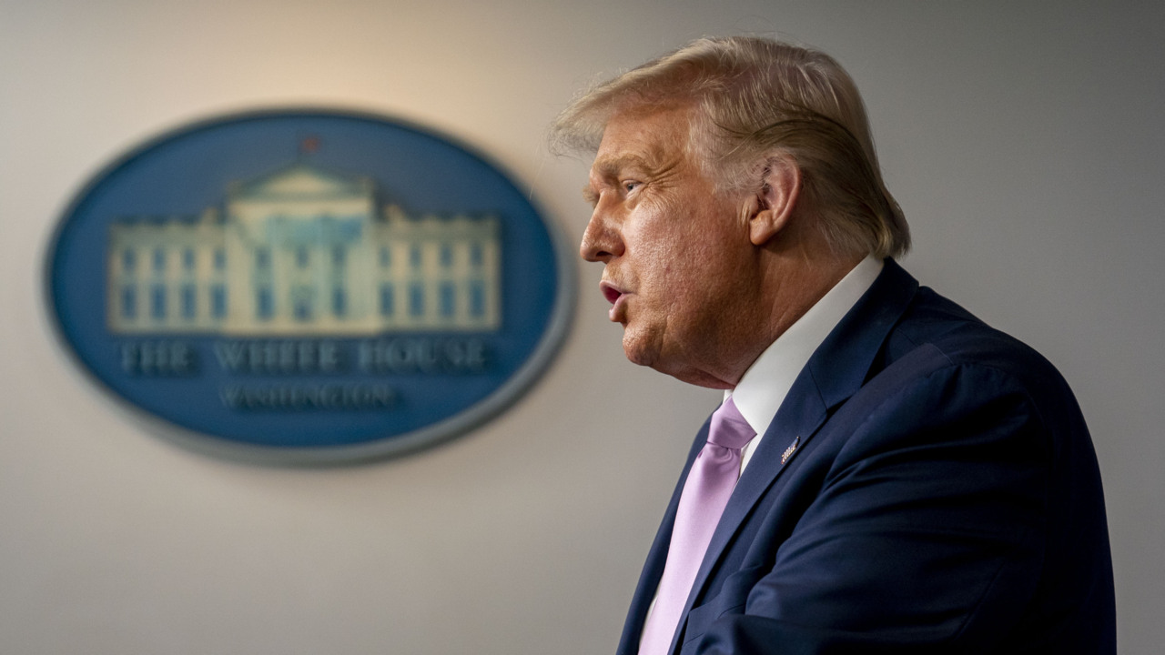 Trump on Kamala Harris: I'm not sure Americans want someone so liberal