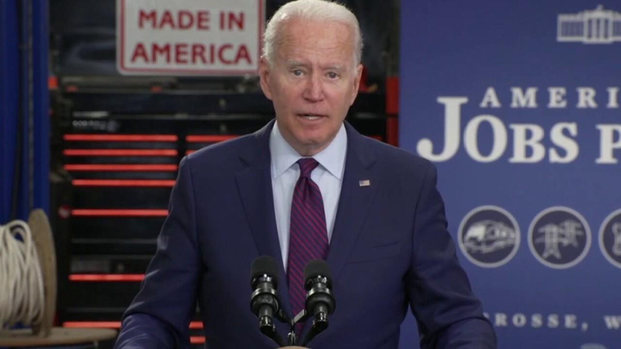 Meet Joe Biden's New Entitlement State