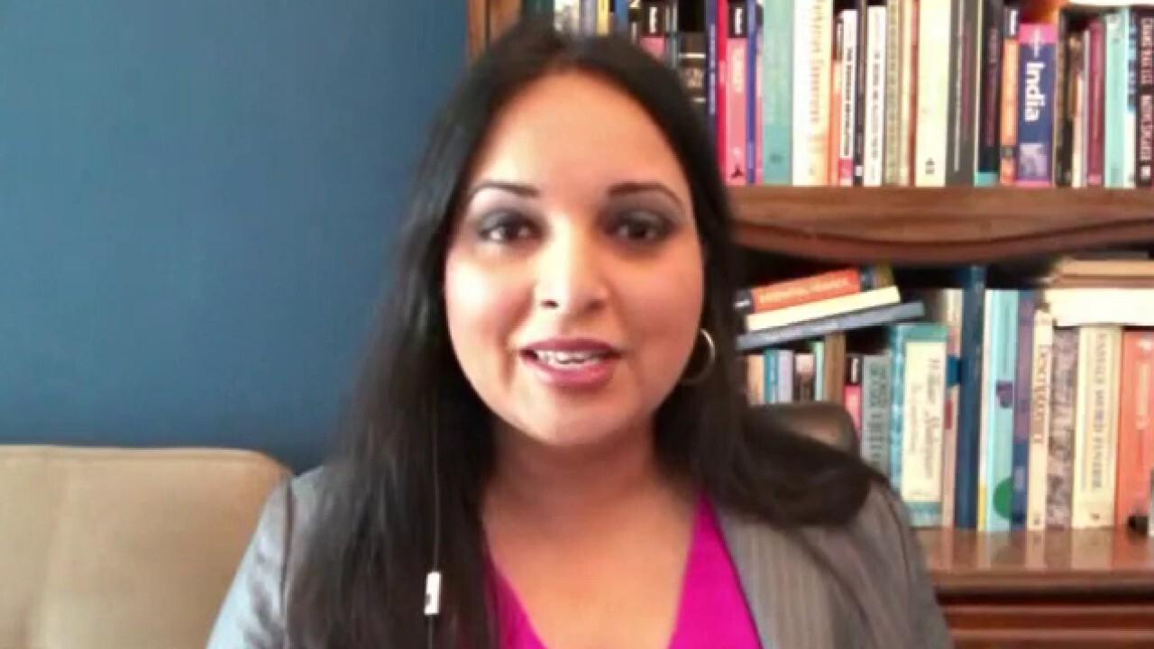 Dr. Devi Nampiaparampil breaks down potential brain damage linked to coronavirus