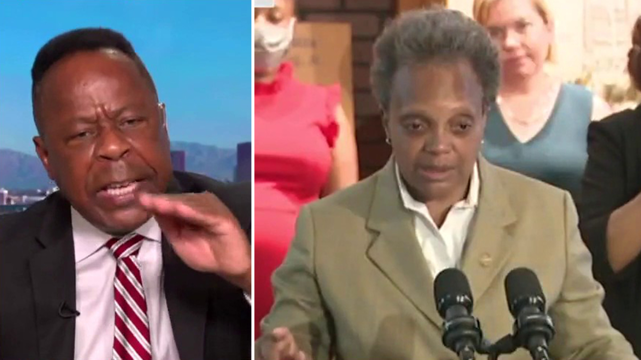Leo Terrell: Lori Lightfoot is 'public enemy number one' in Chicago