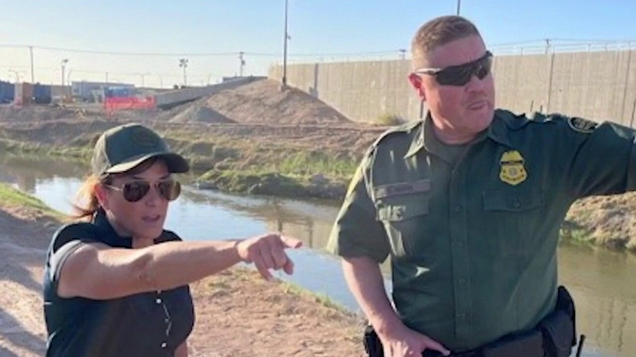 GOP lawmaker sounds alarm on border crisis after visit: 'It's worse than I thought'