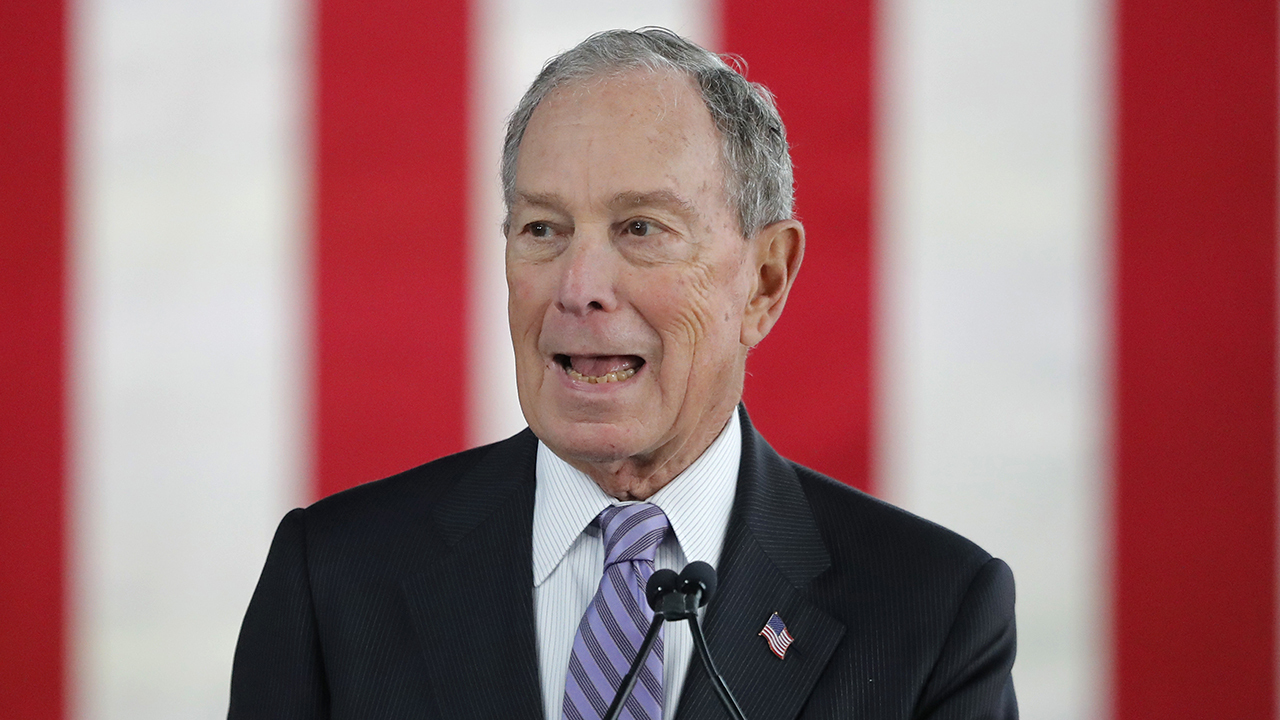 Bloomberg nimmt die Debatte schlagen über stop-and-frisk