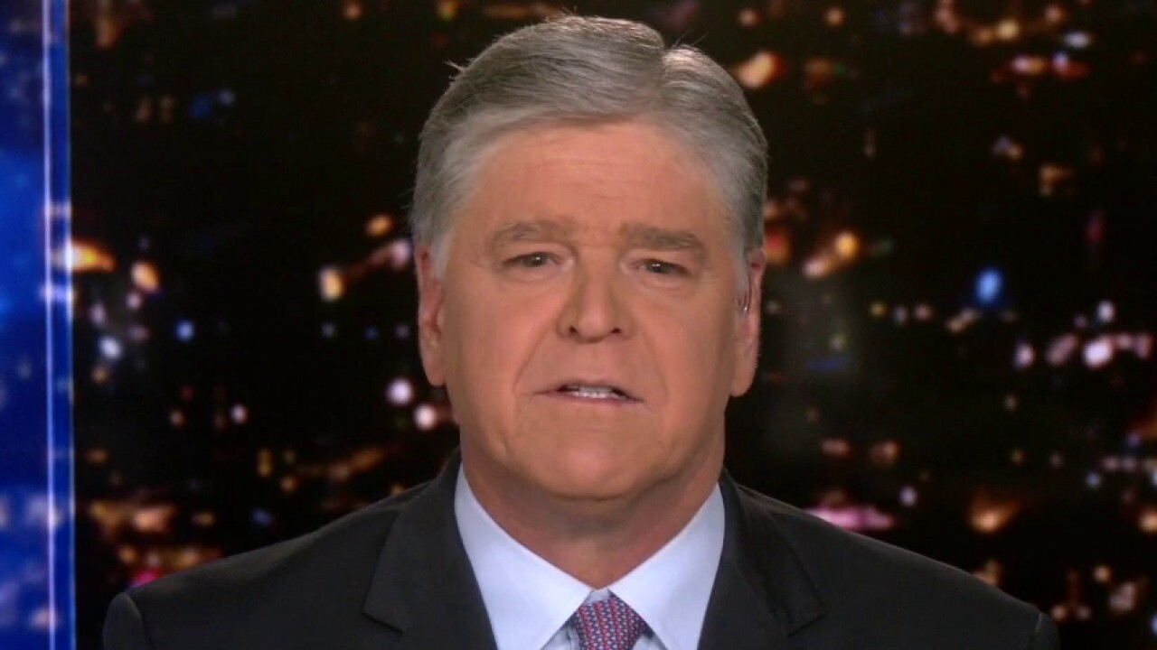 Sean Hannity: Biden's virtue signaling has very real consequences