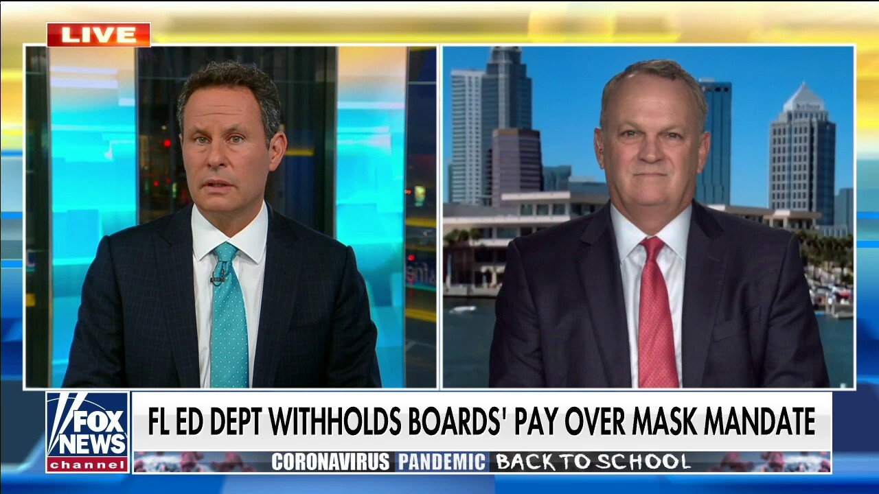 Florida's ban on mask mandates in schools is 'within the law': Corcoran