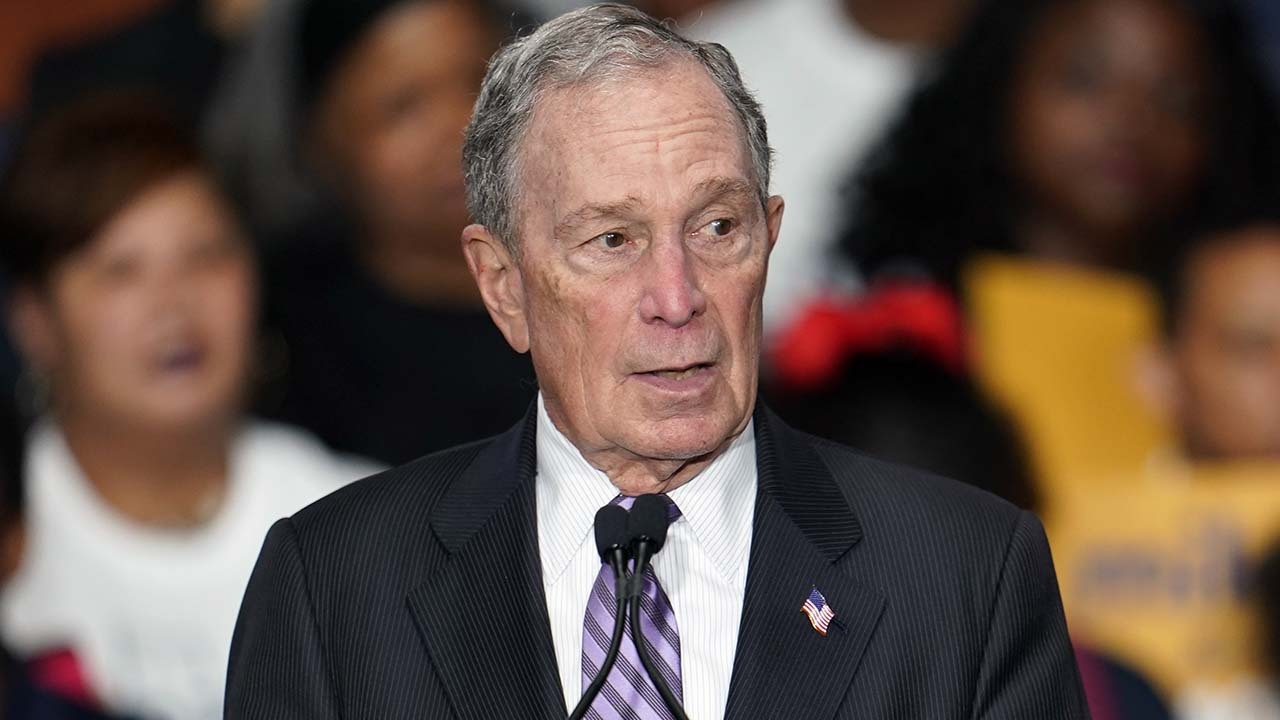 Media pumps up Mike Bloomberg's presidential campaign