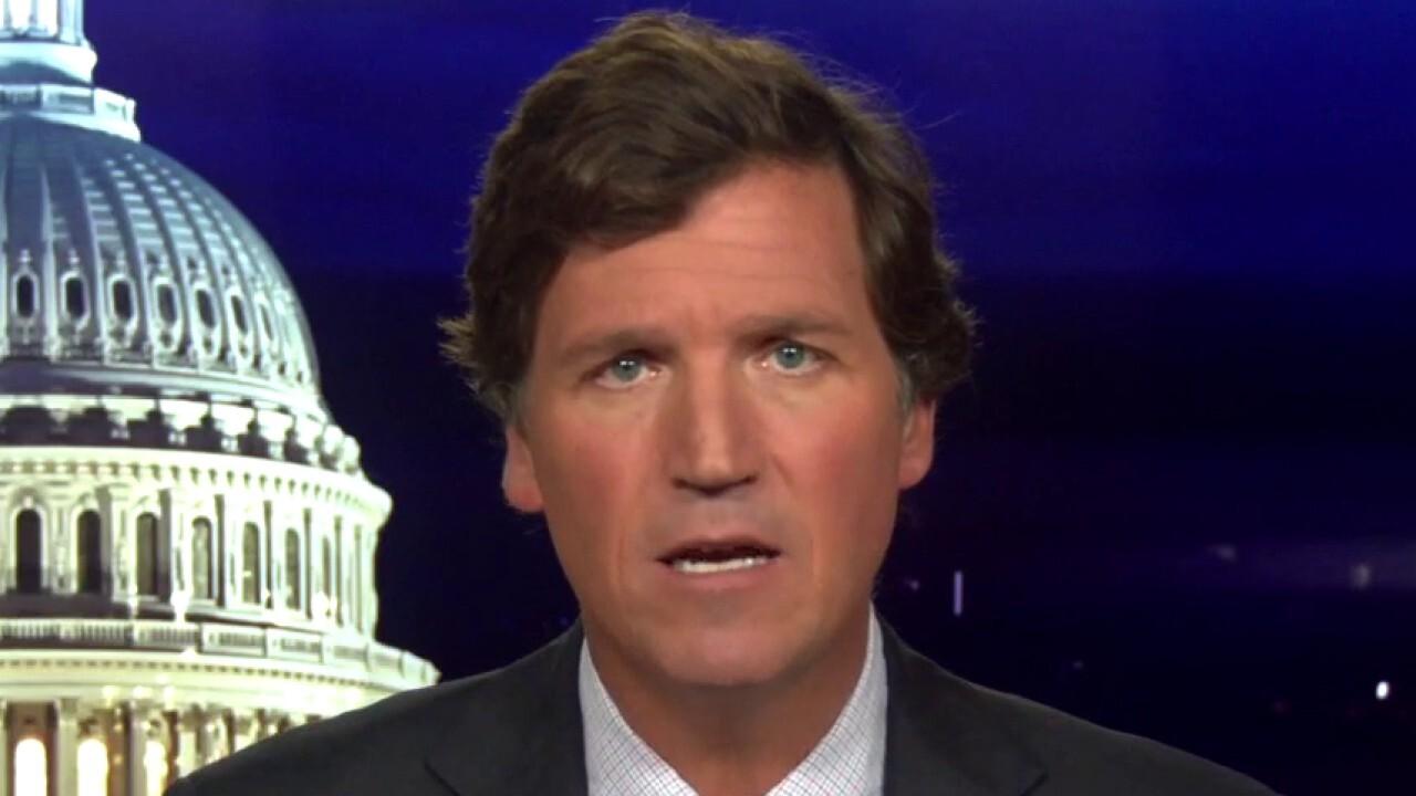Tucker: Why Joe Biden can't disavow Antifa and BLM
