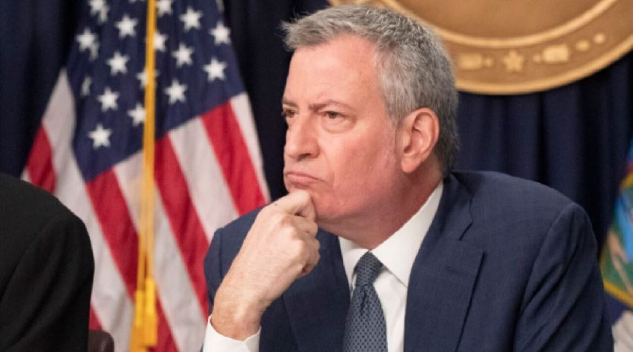 NYC Mayor de Blasio would lose authority over NYPD under state AG's plan: report