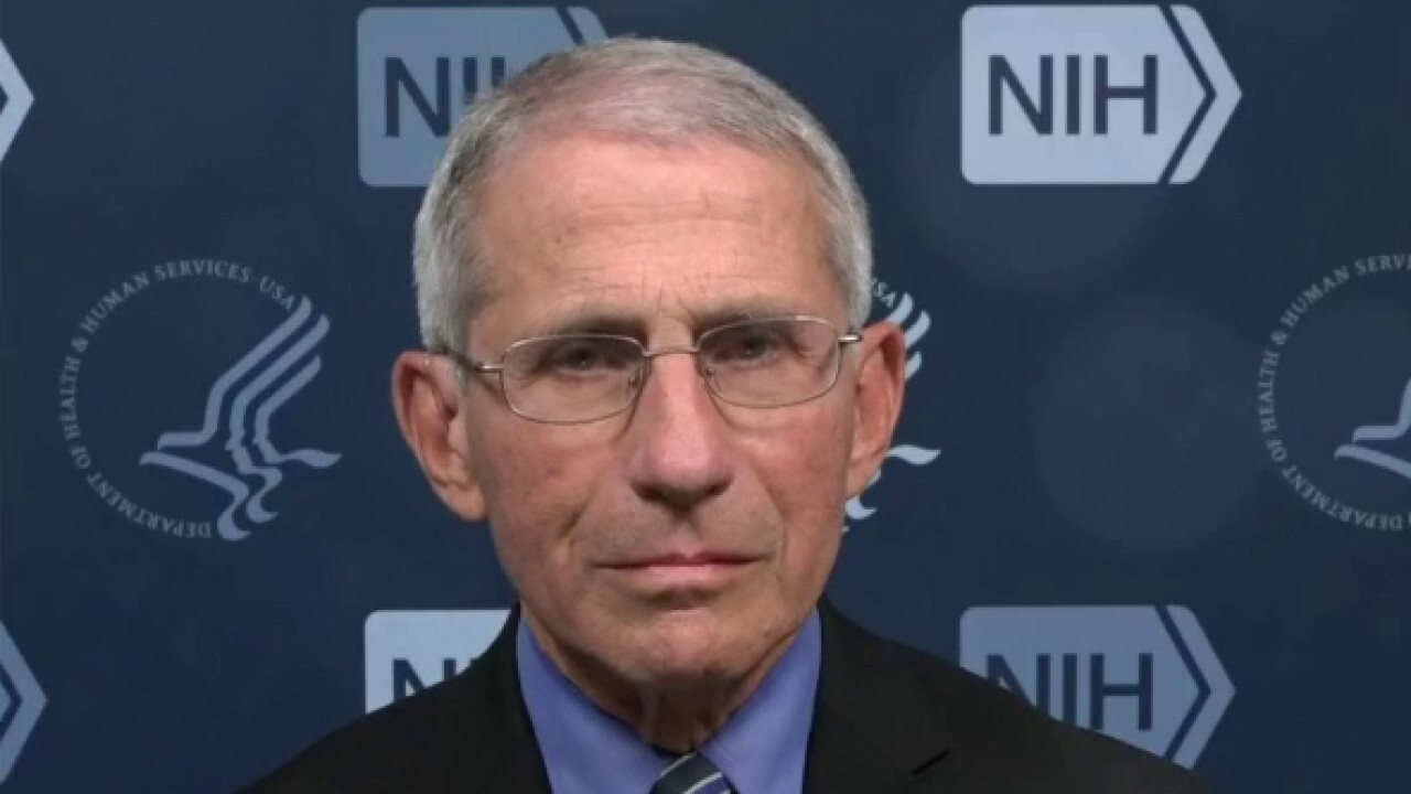 Dr. Anthony Fauci says President Trump is keeping an open mind on timeline for easing coronavirus restrictions