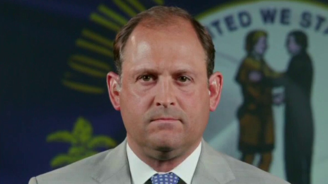 Rep. Andy Barr demands resignation from Biden's national security team