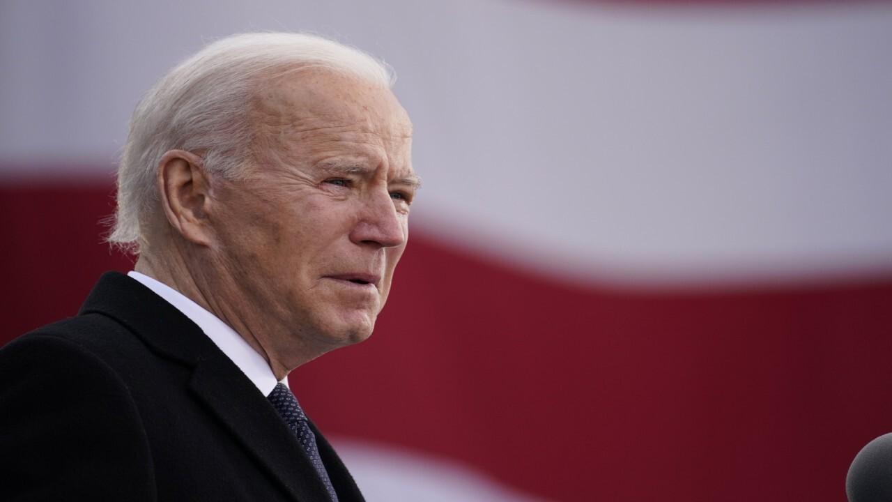 Biden admin faces bipartisan backlash over Syria strike