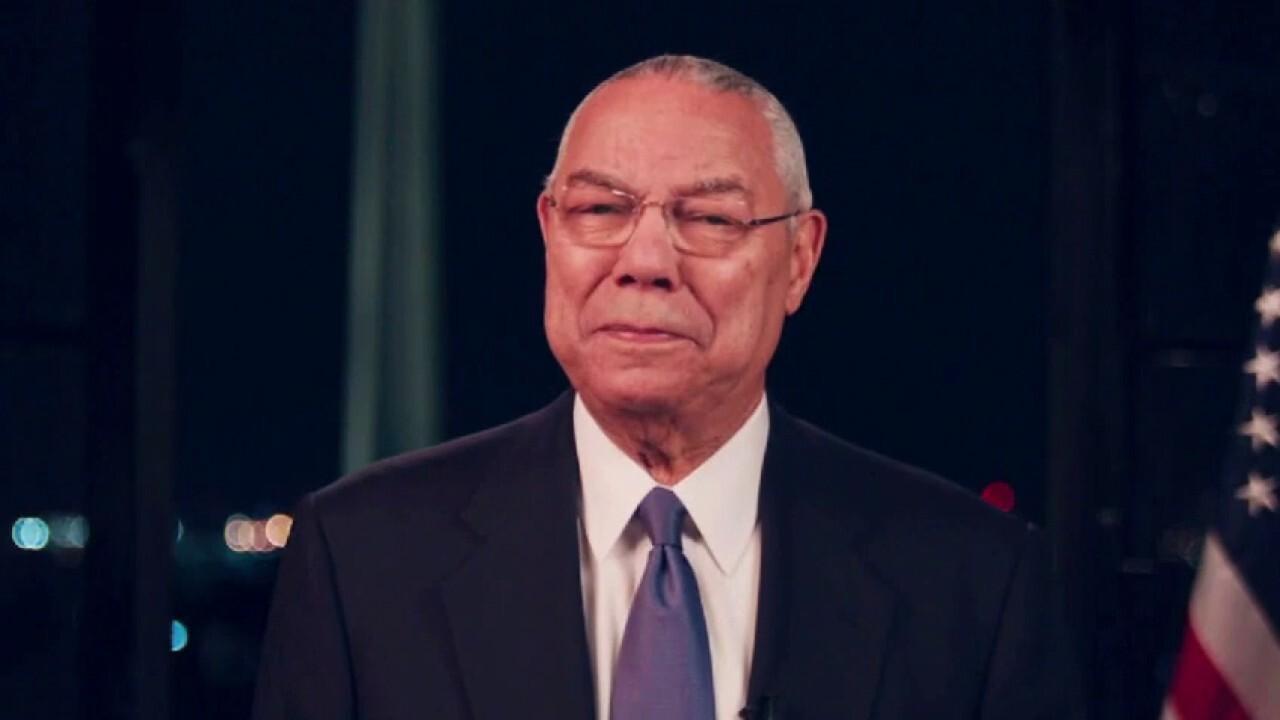 Colin Powell says Biden will 'restore America's leadership' in convention speech – Fox News