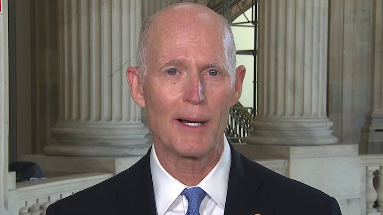 Sen. Rick Scott on pushback over Biden's climate plan: He 'doesn't care about your job'
