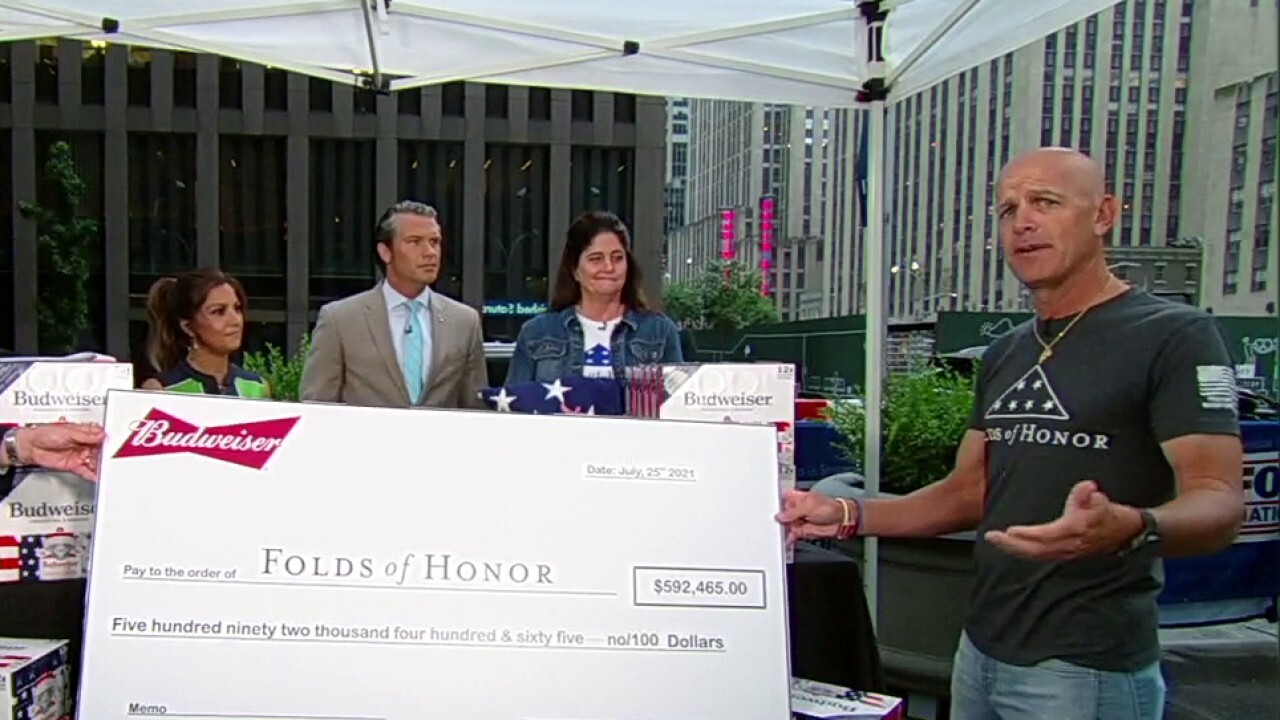 Folds of Honor helps families of fallen heroes with scholarships