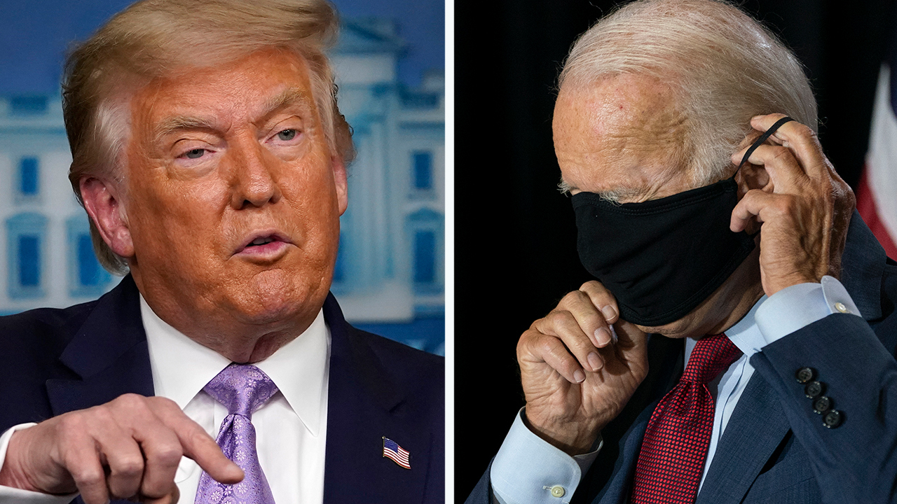 Biden's call for national mask mandate draws criticism from Trump