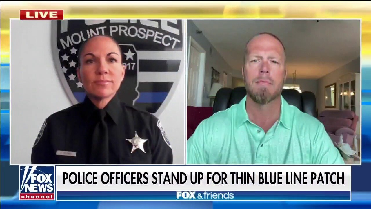 Illinois officers: Thin blue line is about 'kinship'