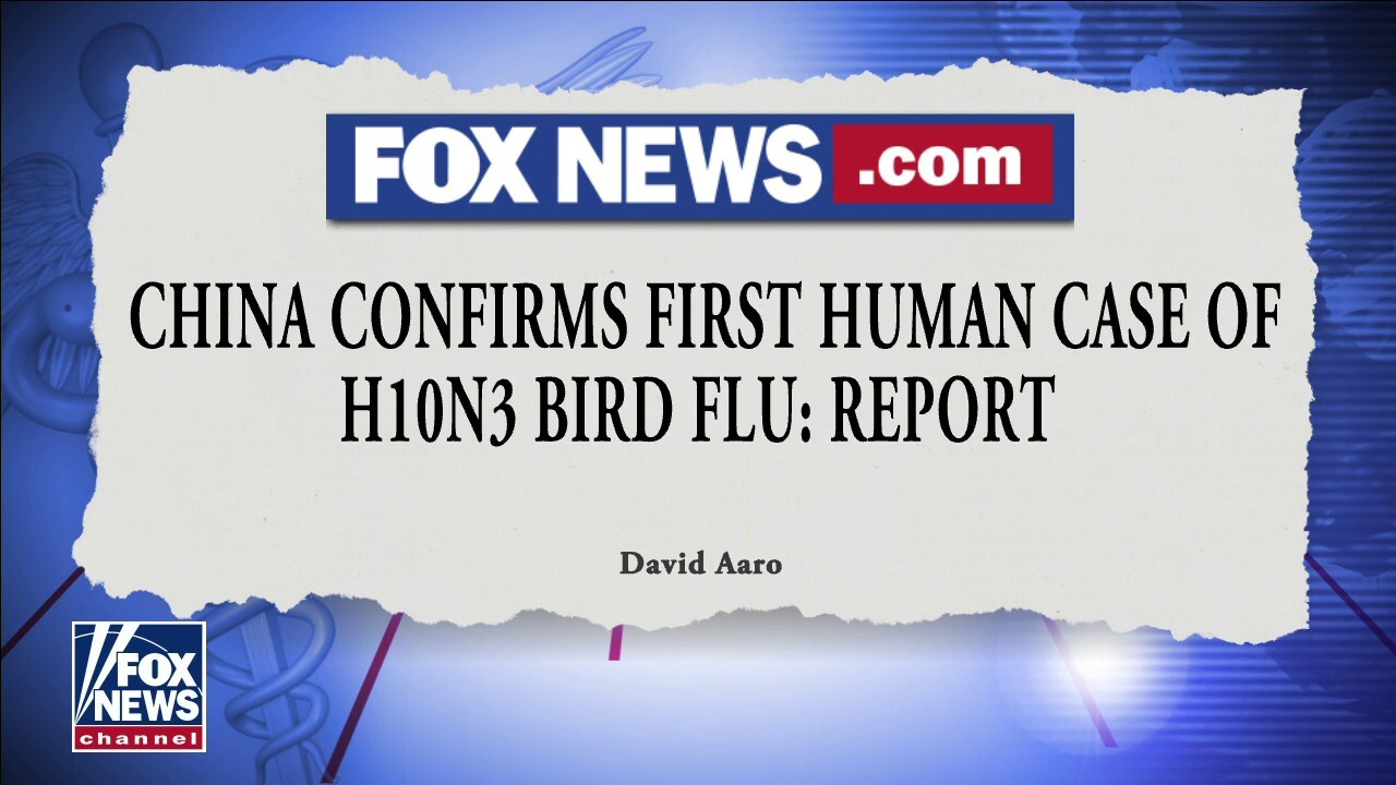 Given lack of COVID transparency, China should be transparent on bird flu: Dr. Makary