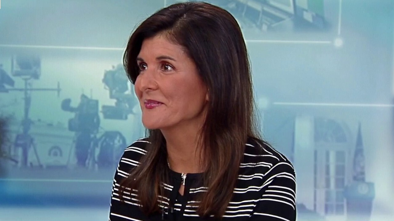 Nikki Haley on Cuban protestors calling for end of communism: 'These people are desperate for freedom'