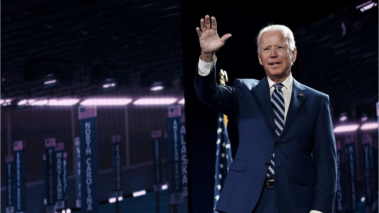 Trump calls Biden's condemnation of violence insincere and says he's 'too late'
