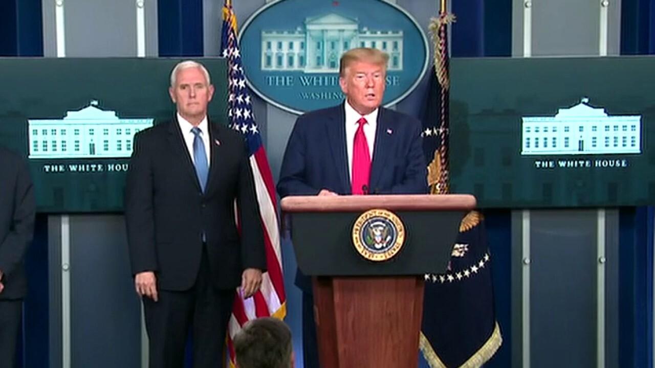 Harry Kazianis: Di coronavirus krisis ekonomi, Trump harus FDR – tidak Herbert Hoover