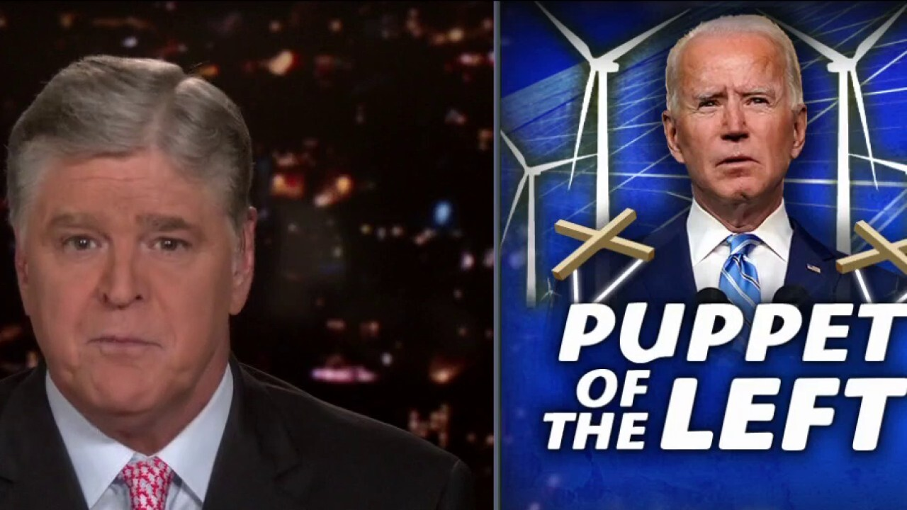 Hannity: Biden administration preaches unity, bipartisanship, acts otherwise