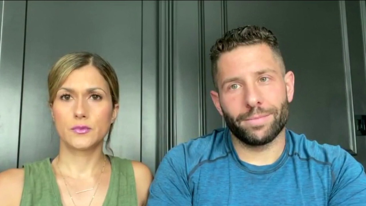 Family shares their experience sheltering from Hurricane Ida