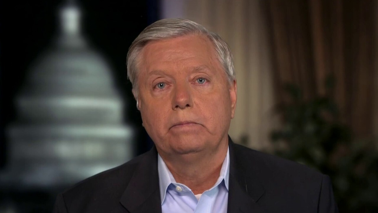 Graham calls on Biden to halt latest Trump impeachment proceeding