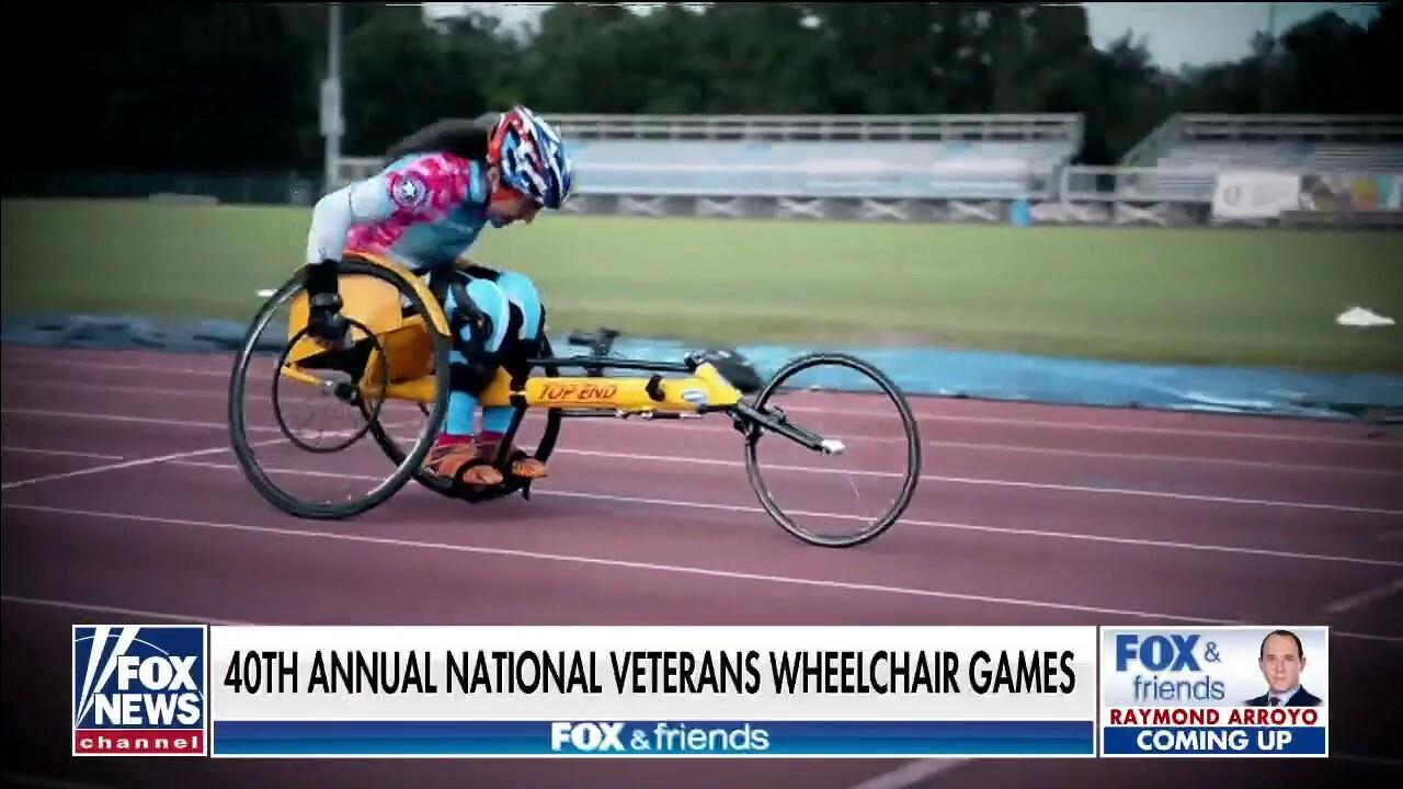 40th Annual National Veterans Wheelchair Games