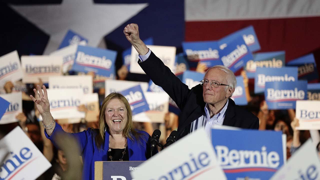 Democrats fret over the rise of Bernie Sanders