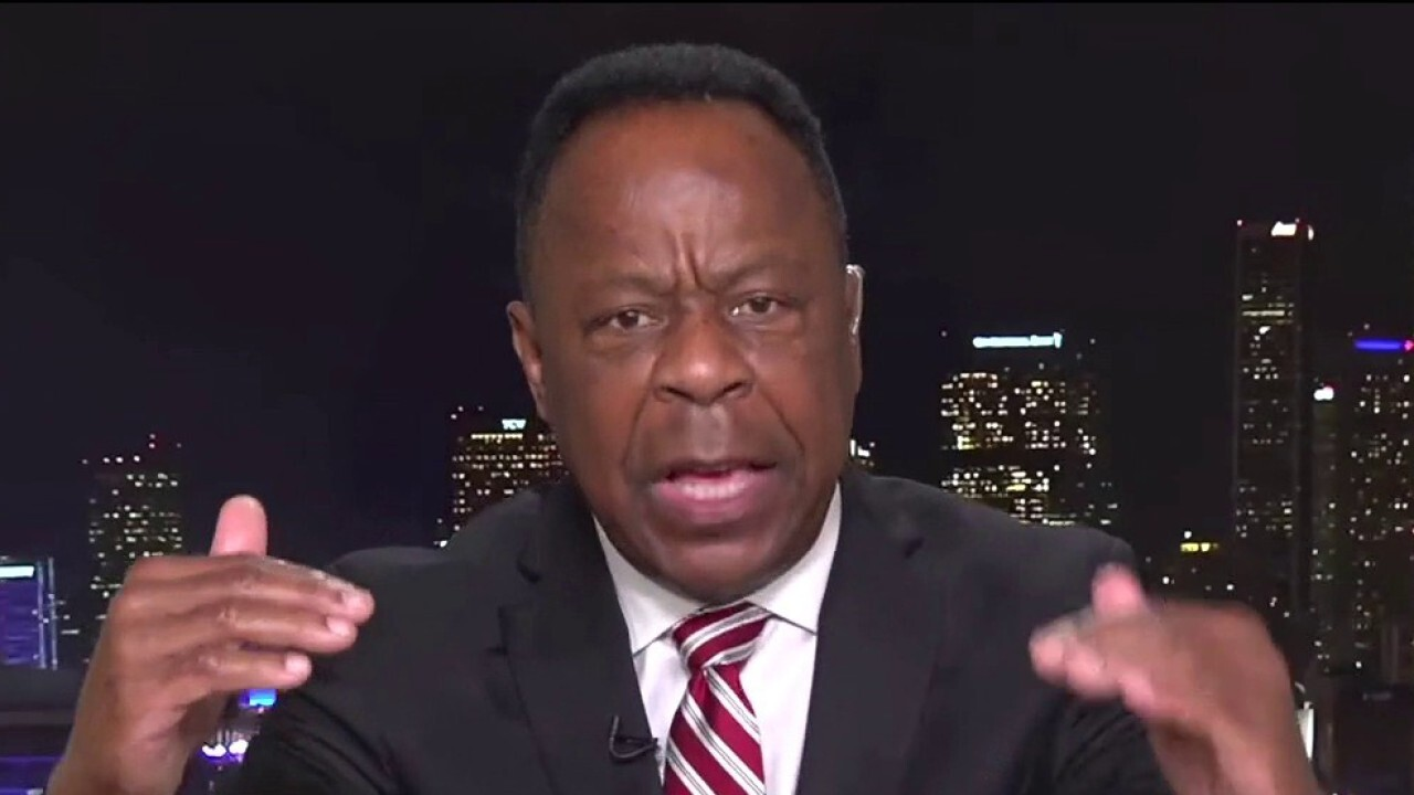 Leo Terrell: Mandating critical race theory in schools would be 'government-sponsored racism'