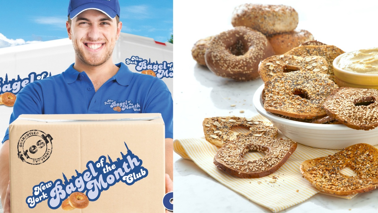 Bagel Boss pivots to online sales and seeks to become national brand