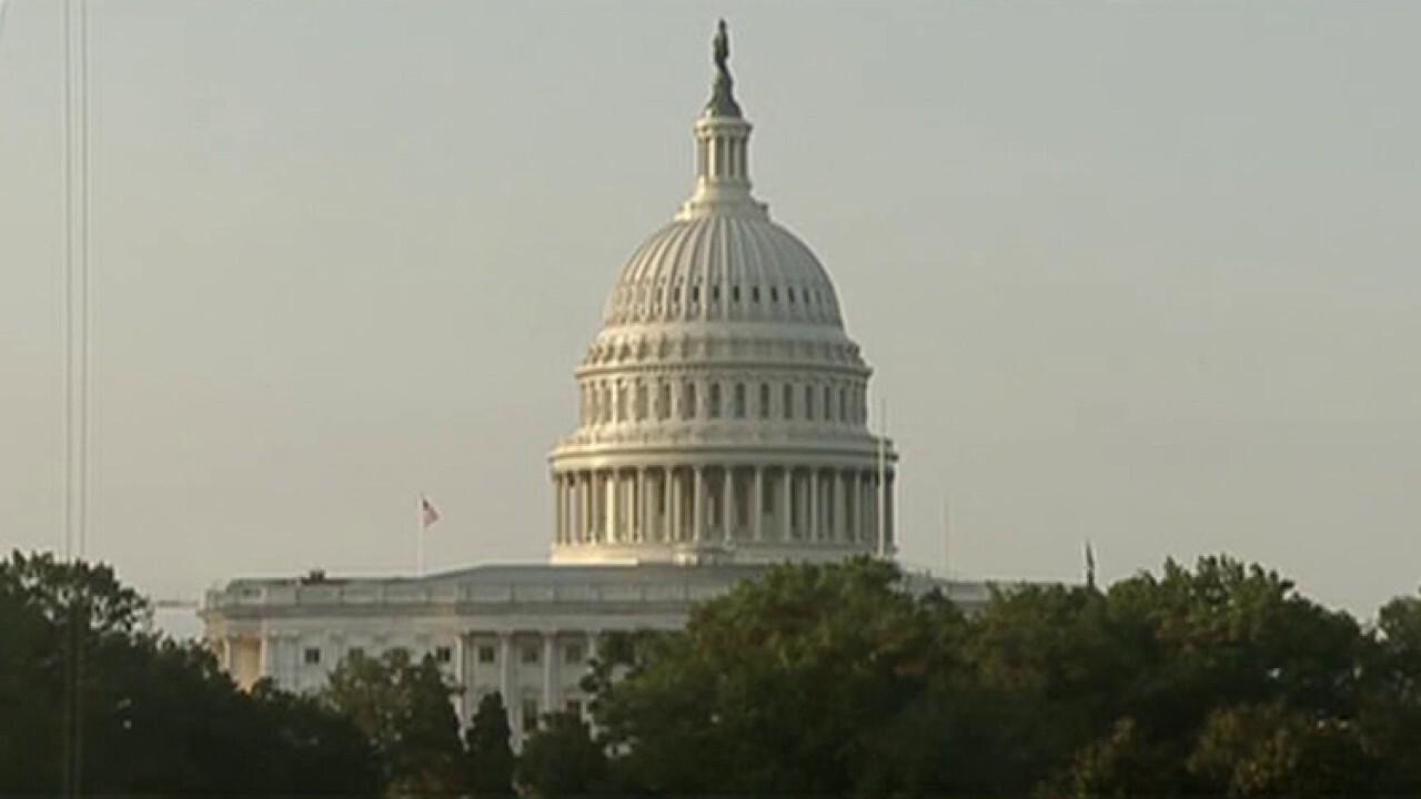 Senate Democrats block Republicans' COVID relief bill