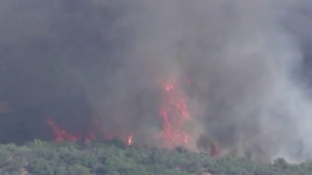Arizona bushfire becomes one of largest fires in state history