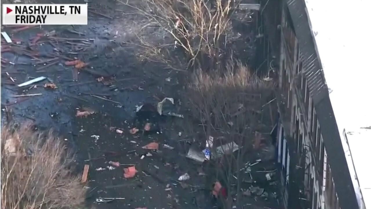 Nashville bombing motive remains under investigation