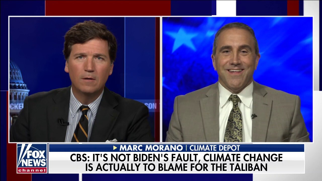 Media has 'long history' of using climate change to defend Democrats: Morano