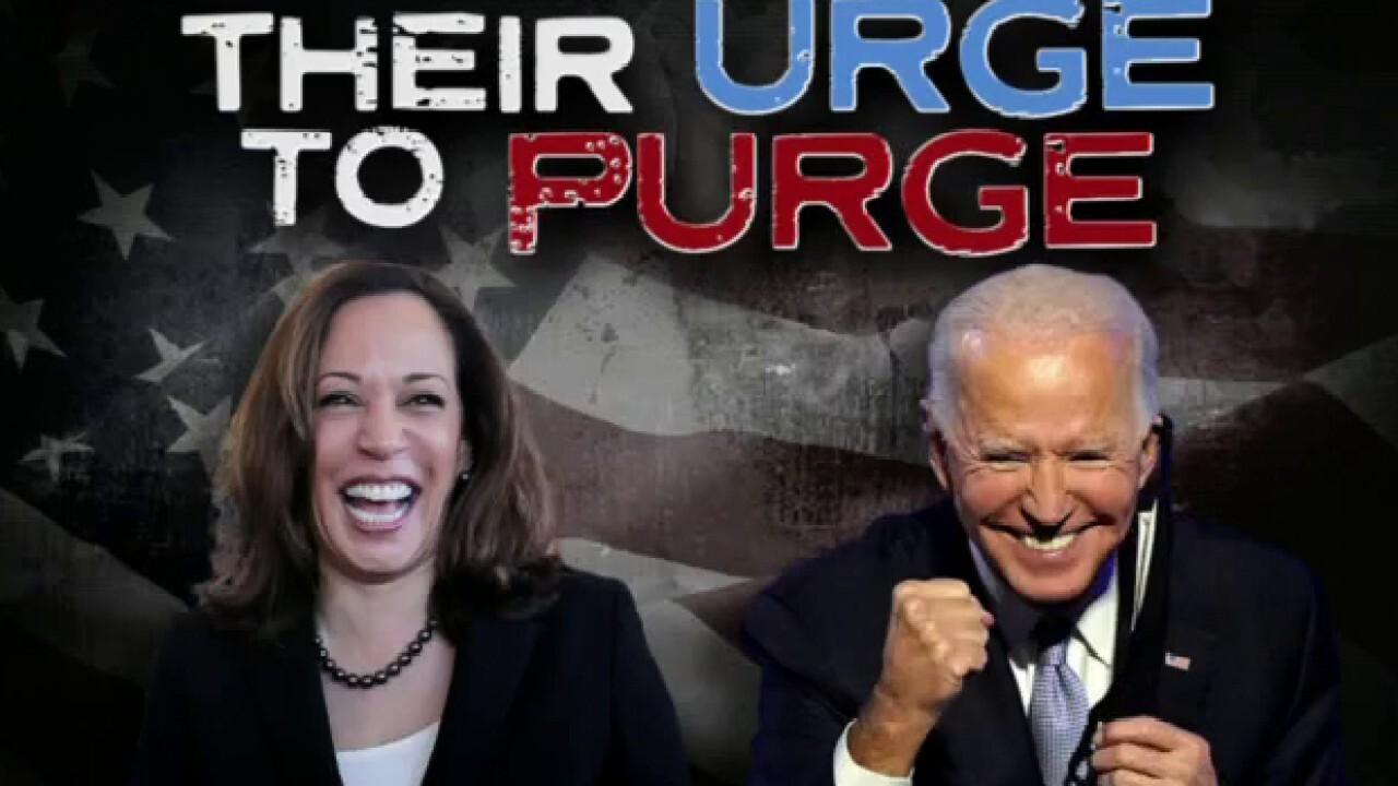 Ingraham: Biden has 'failed miserably' on unity pledge
