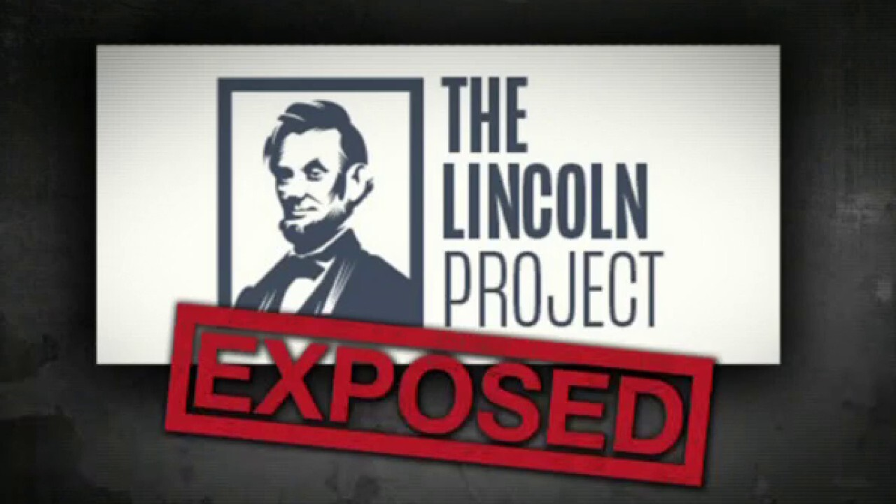 Author: Outstanding claim against Lincoln Project's Weaver criminal in nature