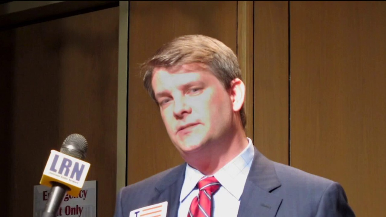 Louisiana Congressman-elect Luke Letlow dies of COVID-19 at age 41
