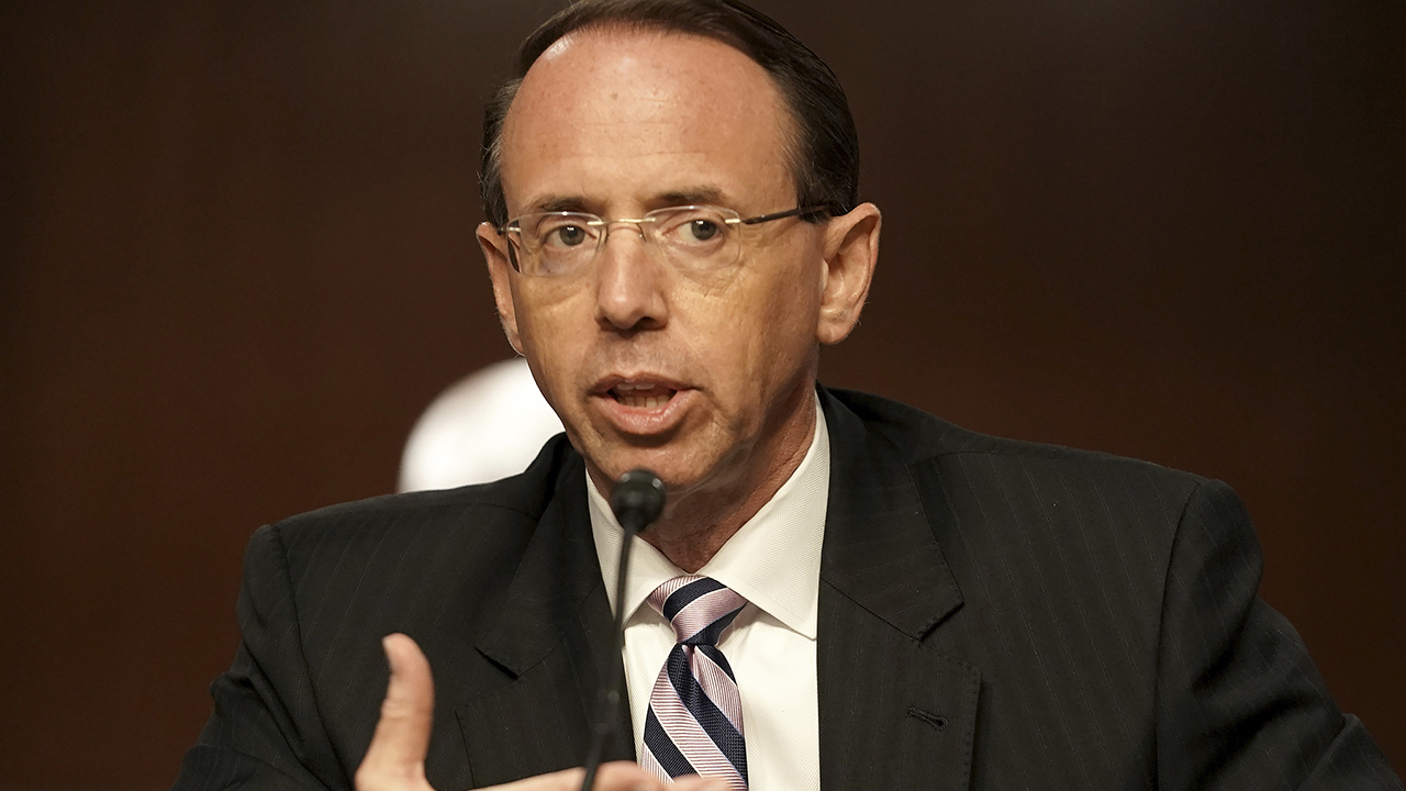Rosenstein says he would not have signed FISA warrant for Trump aide had he known about problems