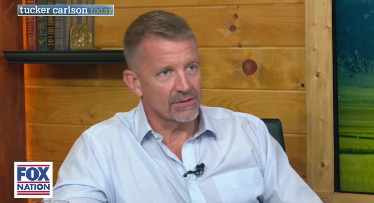 'Tucker Carlson Today': Erik Prince on how the Taliban takeover could destroy NATO
