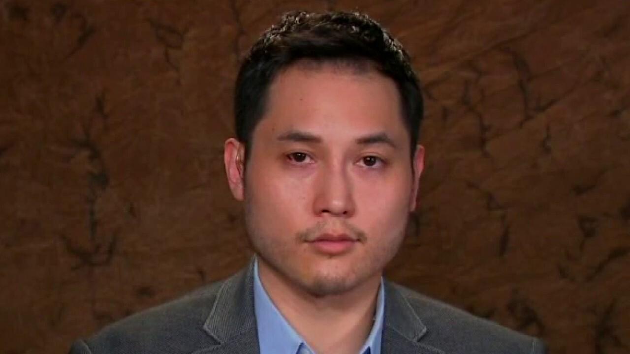 Antifa targets conservative journalist moments after he returned to Portland