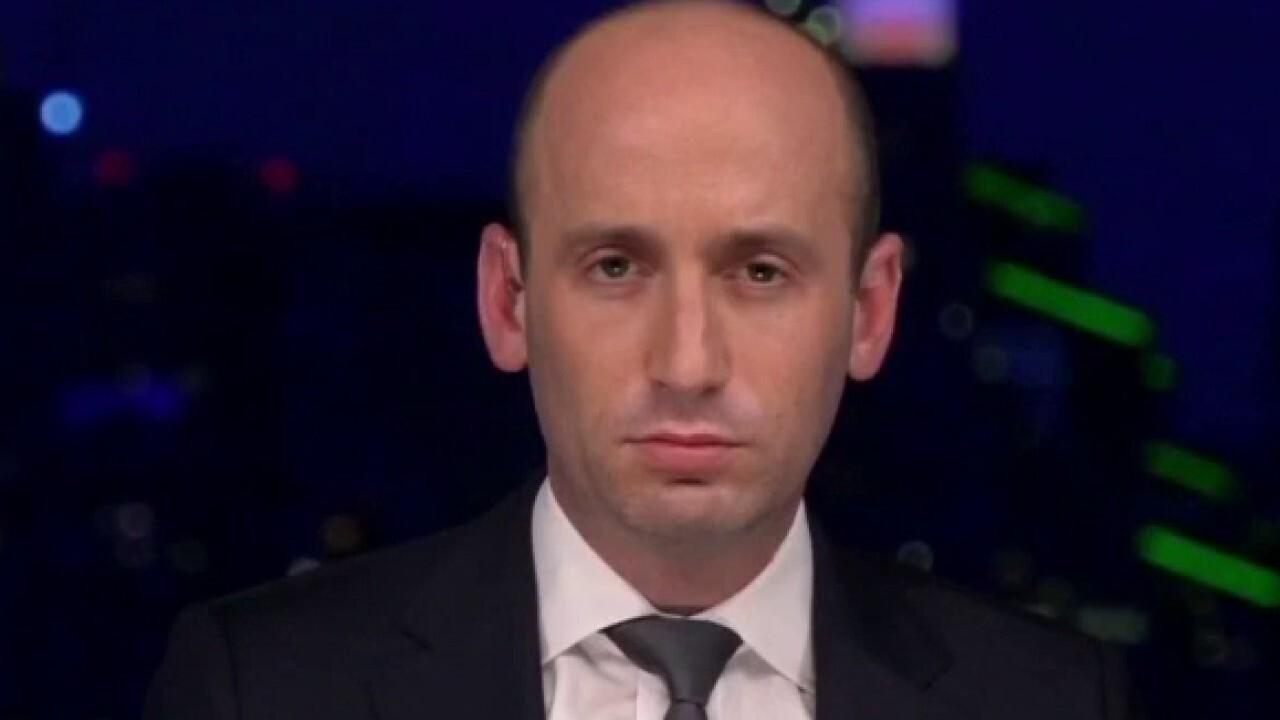 Stephen Miller: Joe Biden has shut down ICE