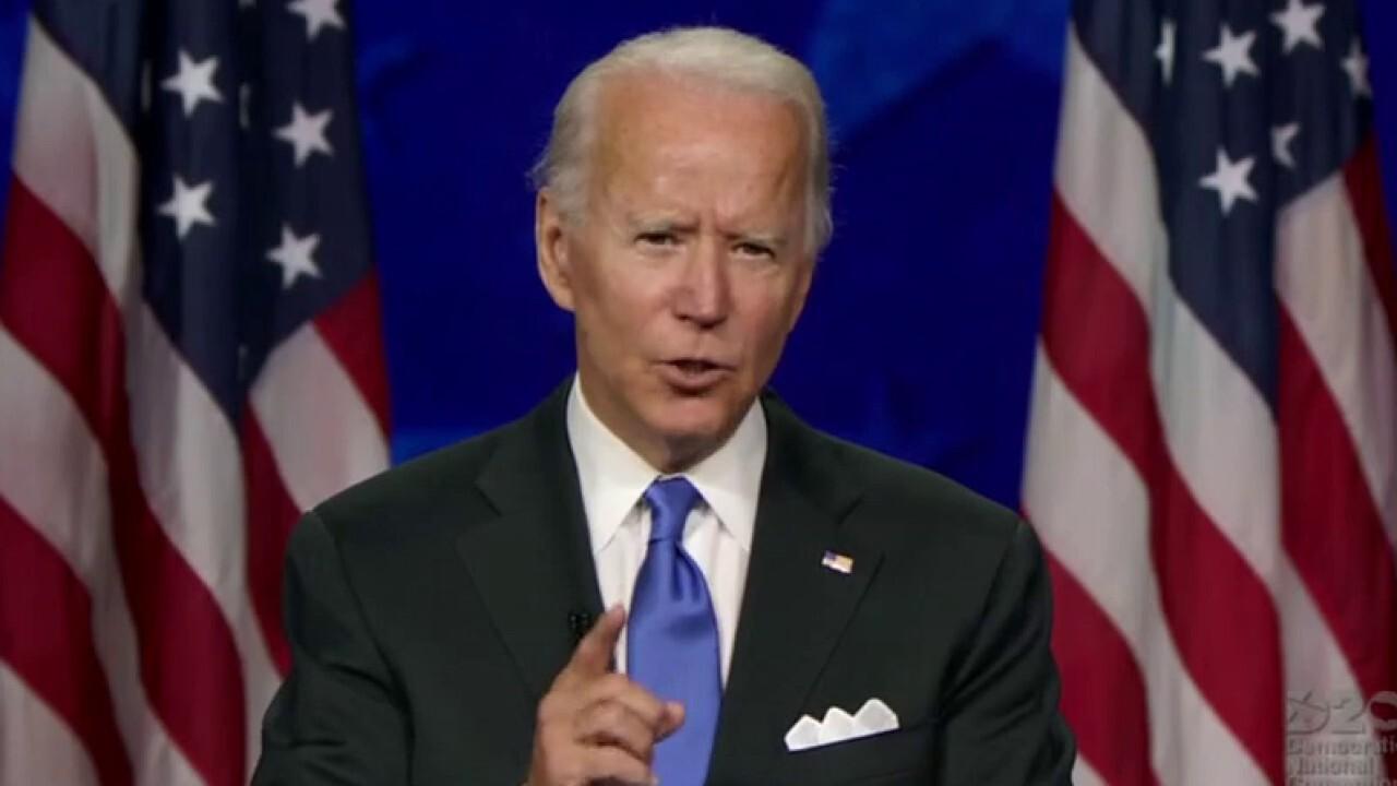 Joe Biden to emerge from basement after RNC